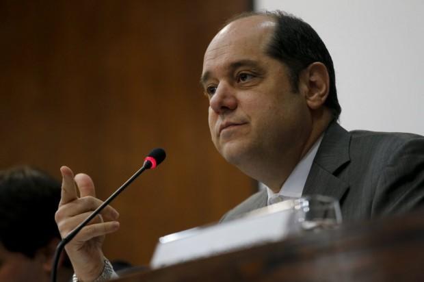 Eugênio Bucci, em 2013. Crédito: Moacyr Lopes Junior/Folhapress