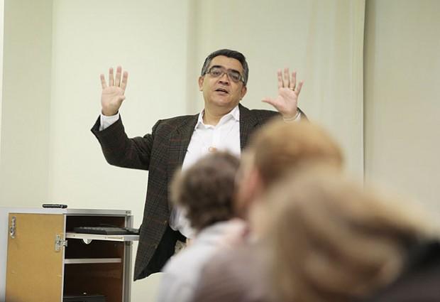 Marcelo Leite, colunista da Folha (Joel Silva/Folhapress)