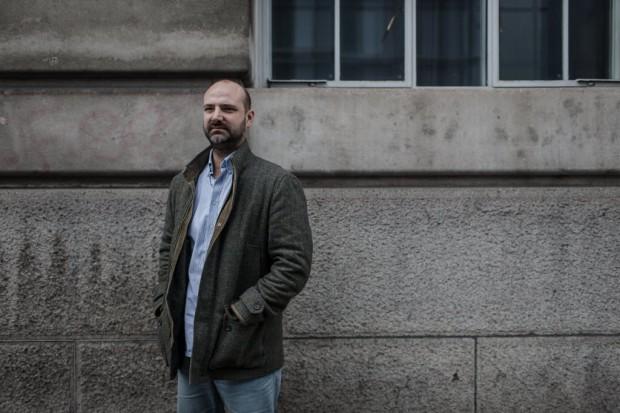 """Leo Hickman, 43, diretor e editor da """"Carbon Brief"""" (Foto: Avener Prado/Folhapress)"""