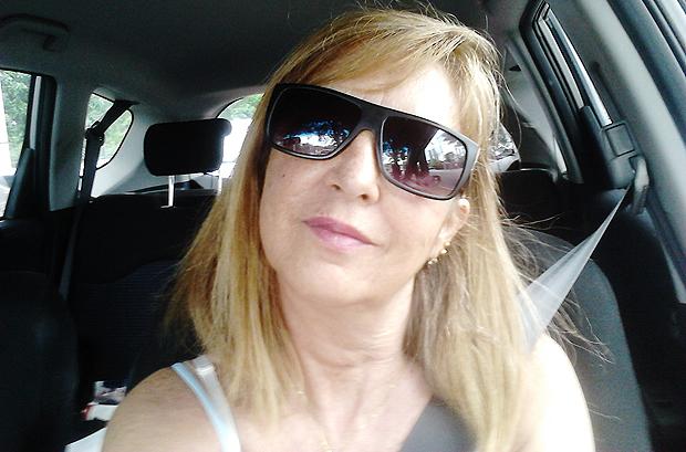 A leitora Mayte Garcia