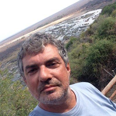 """Correspondente do jornal italiano """"Corriere della Sera"""" no Brasil, Rocco Cotroneo (Foto: Reprodução/Twitter)"""