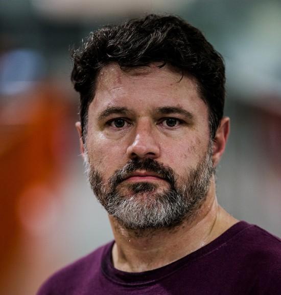SAO PAULO, SP, BRASIL, 03-10-2016, 19h00: Joao Marcelo Pereira Alves, 42, da nova turma de Trainees da Folha. (Foto: Eduardo Anizelli/Folhapress, FSP-TREINAMENTO) ***EXCLUSIVO***