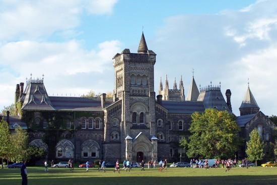 Universidade de Toronto receberá bolsistas por dois semestres (Foto: Divulgação)